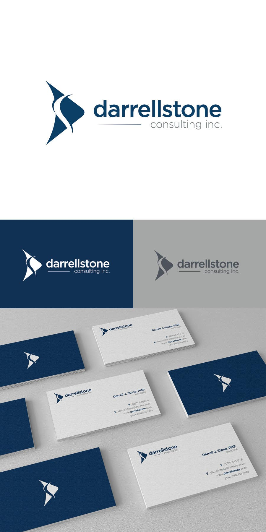 #132 for Logo and business card design by BrandCreativ3