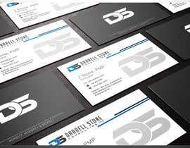 #130 untuk Logo and business card design oleh Cbox9