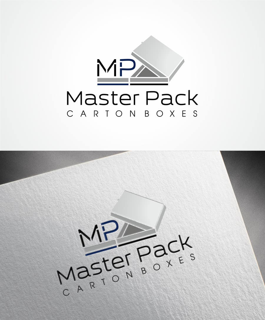 entry 121 by xrister for design a logo for carton boxes factory
