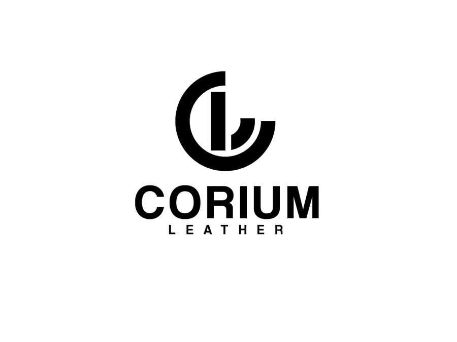 Penyertaan Peraduan #                                        166                                      untuk                                         Design a Logo for Corium Leather