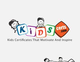 nº 14 pour Design a Logo for Kids website par fadzkhan