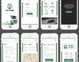 #26 for en- carga app mock up contest by bezil