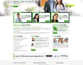 #4 para Website Designs por ProliSoft