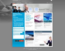 #14 cho Design a first class flights website. need php and html bởi skyzed