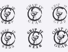#30 for Design a Logo for Grip it Gear af LoghinClaudiu