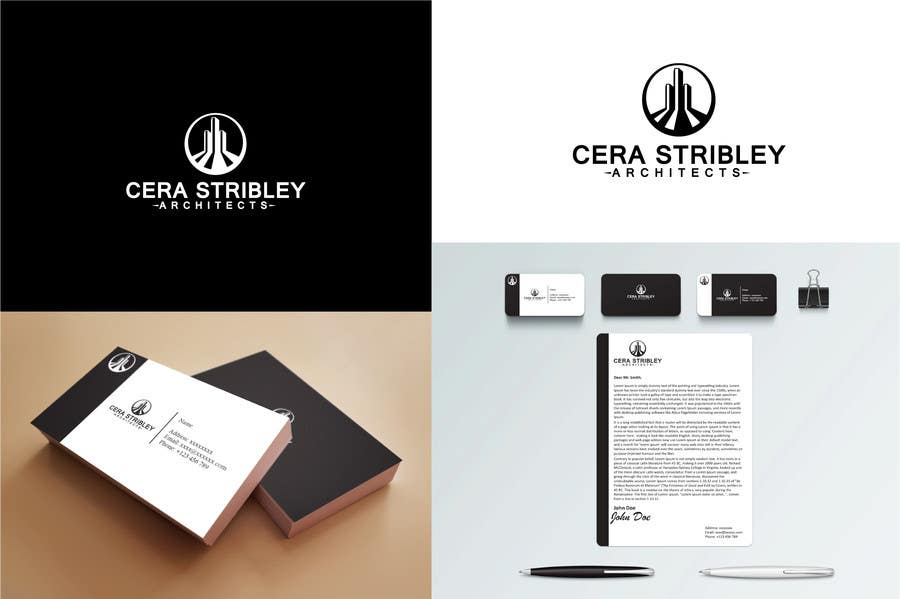 Bài tham dự cuộc thi #173 cho Design a Logo for architecture company