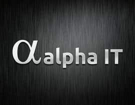 nº 19 pour Design a Logo for Alpha IT par KennyMcCorrnic