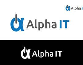 #20 cho Design a Logo for Alpha IT bởi umamaheswararao3