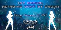 Easy Quick Facebook Graphic Design for Crown Nightclub Las Vegas için Graphic Design8 No.lu Yarışma Girdisi