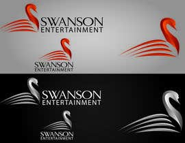 #162 cho Design a Logo for Swanson Entertainment bởi barathsubramani