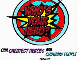 #27 for Quick and easy! Create this EASY SUPERHERO logo based on our idea by prashanshasingh