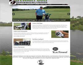 nº 19 pour Design a Twitter background for JStewartgolf par Salimaldeen
