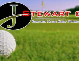 #9 para Design a Twitter background for JStewartgolf por daniele92