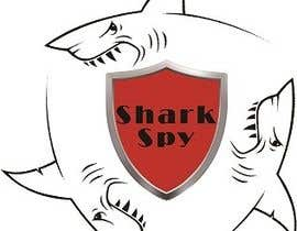 #6 for Logo for Software called Shark Spy by fameitc