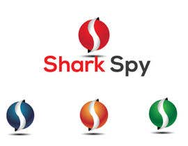 #2 for Logo for Software called Shark Spy by baiticheramzi19