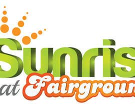 #30 for Design a Logo for Sunrise at Fairgrounds af atularora