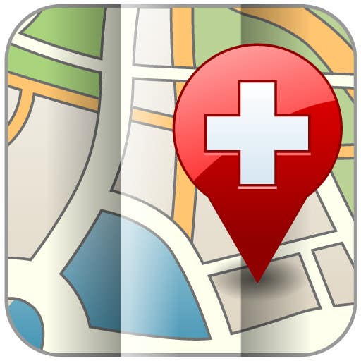 #24 for App icon design for location based service by raikulung