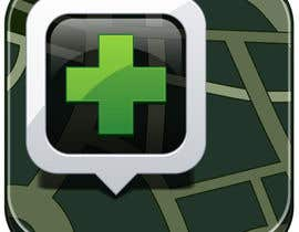 #33 para App icon design for location based service por raikulung
