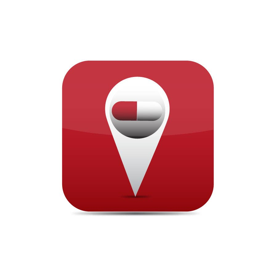 #16 for App icon design for location based service by b74design