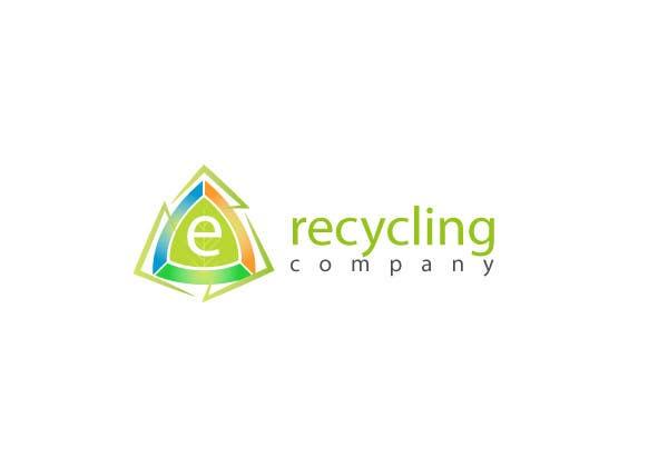 Inscrição nº 102 do Concurso para design a logo for a E waste recycling company