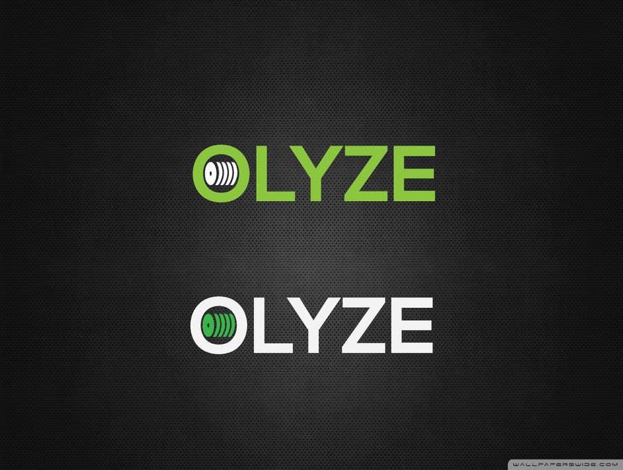 Penyertaan Peraduan #32 untuk Design a Logo for OLYZE