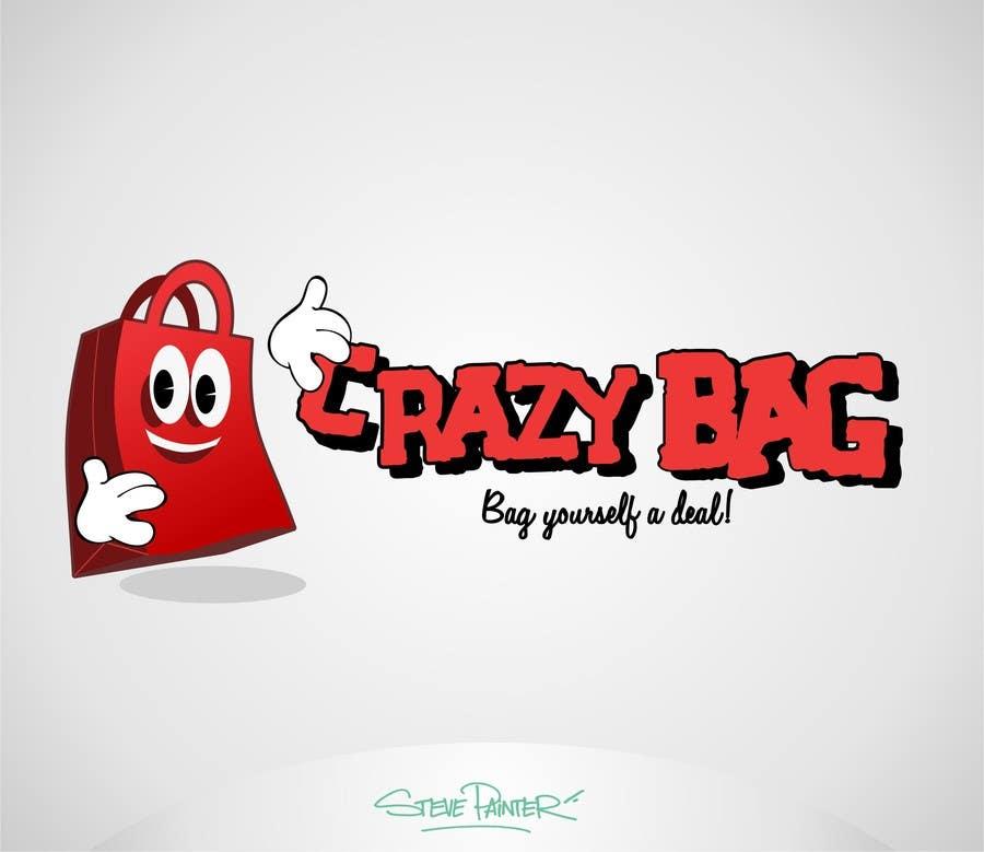 Inscrição nº 79 do Concurso para Design a Logo for CrazyBag!