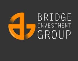 #103 para UPDATED BRIEF - Arty Logo for Bridge Investment Group por Ginzen