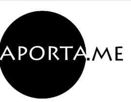 nº 24 pour Diseñar un logotipo que diga APORTAME , el sitio web sera aporta.me par lucas0706