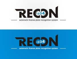 #16 para Design a Logo for RECON - Automatic License Plate Recognition System por paramiginjr63