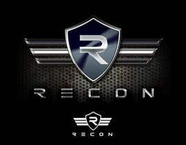 #20 para Design a Logo for RECON - Automatic License Plate Recognition System por zetabyte