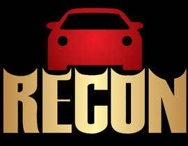 #11 for Design a Logo for RECON - Automatic License Plate Recognition System af linokvarghese