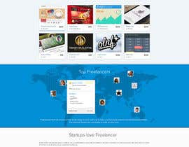 #18 for Freelancer.com Landing Page Design - High Conversion Webpage Design by geniedesignssl