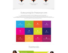 #31 untuk Freelancer.com Landing Page Design - High Conversion Webpage Design oleh jeransl