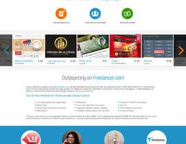 #41 untuk Freelancer.com Landing Page Design - High Conversion Webpage Design oleh grafixeu
