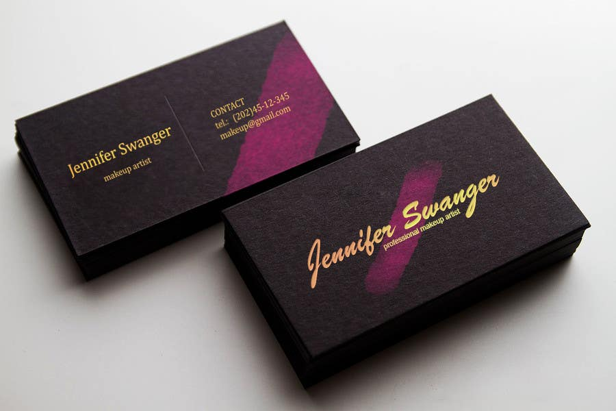 Konkurrenceindlæg #798 for Top business card designs - show off your work!
