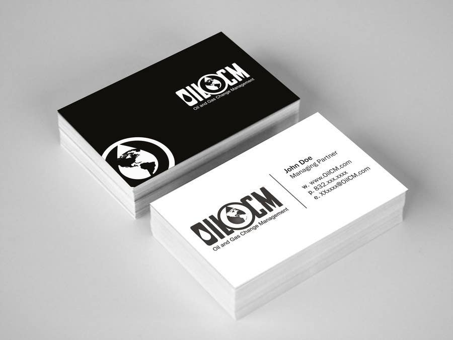 Konkurrenceindlæg #143 for Top business card designs - show off your work!