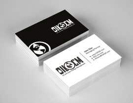 #143 para Top business card designs - show off your work! por linokvarghese