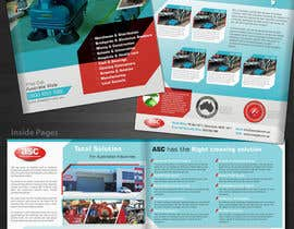 #16 for Design a 4 page brochure af suneshthakkar