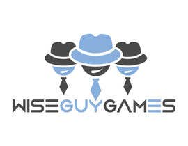 #12 for Design a Logo for WiseGuyGames.com by Psynsation