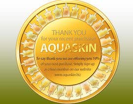 denisaelena tarafından Design a one side voucher for AQUASKIN... için no 36