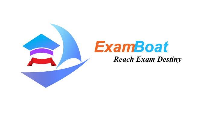 Kilpailutyö #3 kilpailussa Logo for exam website