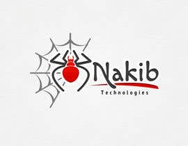 nº 59 pour Develop a Corporate Identity for 3nkaib Technologies (Spiders) par wlgprojects