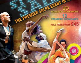 #17 for Stars Of Salsa '14 - The UK Latin Dance Festival af Artistikkk