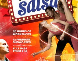#31 for Stars Of Salsa '14 - The UK Latin Dance Festival af sa37