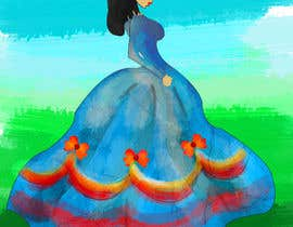 #10 for Illustrate a princess OR a vehicle af andreiadobrota