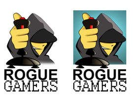 Radiant1976 tarafından Design a Logo for rogue-Gamers için no 51