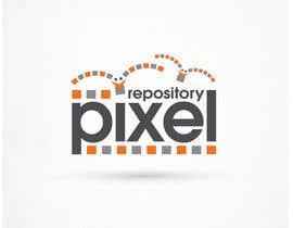 """nº 30 pour Logo for New Website """"Pixel Repository"""" par wavyline"""