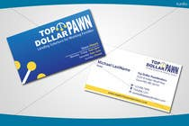 Business Card Design for Top Dollar Pawnbrokers contest winner