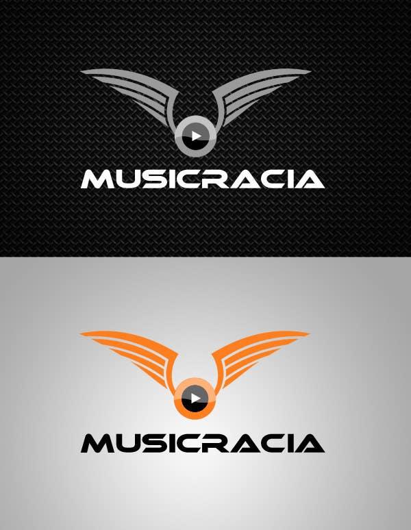 Kilpailutyö #                                        77                                      kilpailussa                                         Design a Logo for Musicracia
