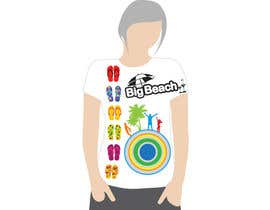 nº 15 pour Tshirt design for Big Beach par awboy